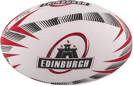 Gilbert rugbybal Supporter Edinburgh maat 5
