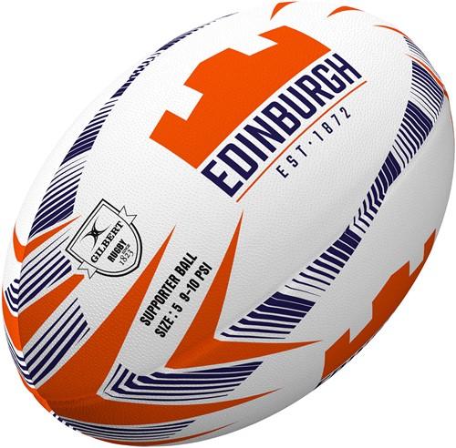 Gilbert rugbybal Supporter Edinburgh Sz 5