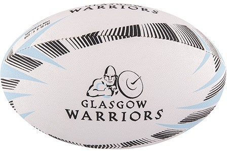Gilbert rugbybal Supporter Glasgow Sz 5
