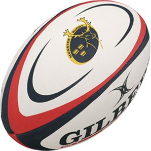 Gilbert rugbybal Supporter Munster Sz 5