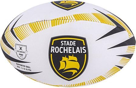 Gilbert rugbybal SUPPORTER LA ROCHELLE - maat 5