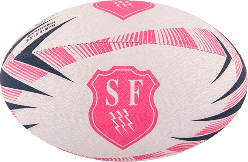 Rugbybal Stade Francais maat 5