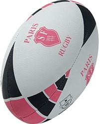 Gilbert rugbybal Stade de Francais supporter  Roze - maat 5