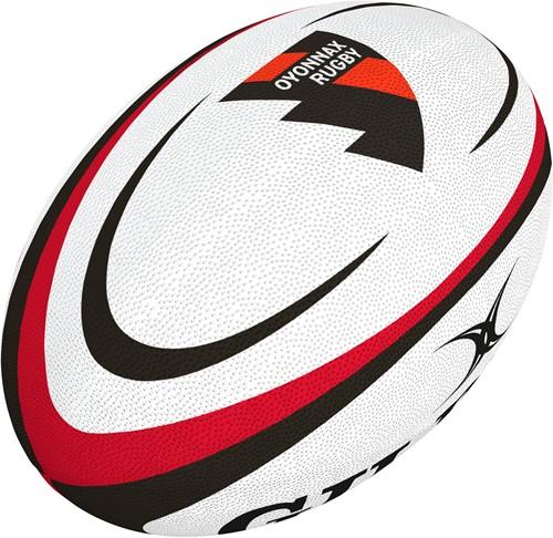 Gilbert rugbybal REPLICA OYONNAX - Mini 15cm