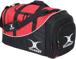 Gilbert Bag Club Plyr H/All V2 Blk/Red