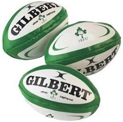 Gilbert Jongleer ballen Ierland ( per 3)  Groen - Mini