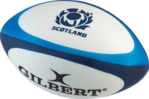 Rugbybal Stress Schotland 10 cm
