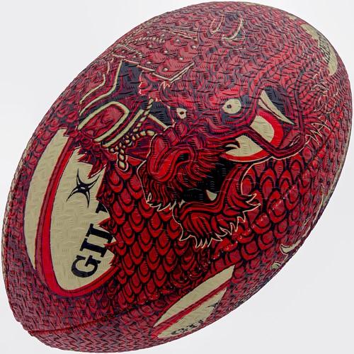 Rugbybal mini Warrior