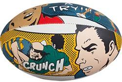 Gilbert rugbybal Crunch - maat 5