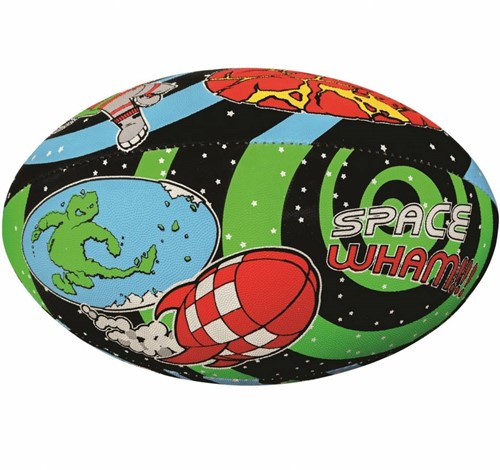 Rugbybal Space Wham maat 5