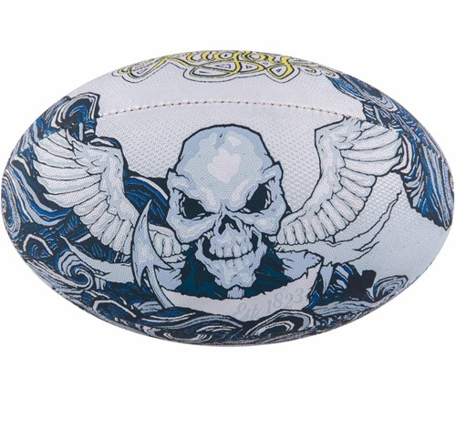 Gilbert rugbybal Randoms Tattoo 17 maat 5