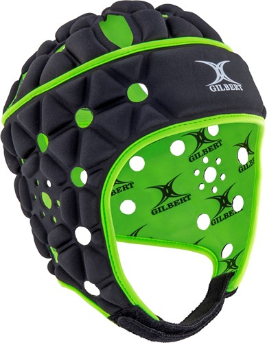 Gilbert scrumcap Air Black M = 57 cm
