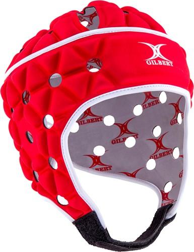 Gilbert Headguard Air Red M = 57 cm