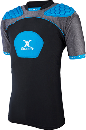 Gilbert B/Arm Atomic V3 Black/Blue 2Xl