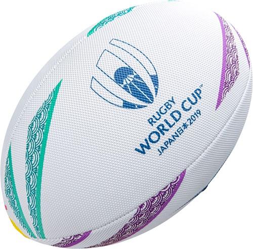 Rugbybal beach World Cup 2019