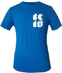 Bingham Cup 2018 T-shirt Rugby = My Pride roy. blue