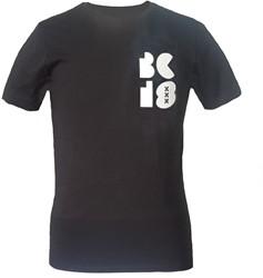 Bingham Cup 2018 T-shirt Rugby = My Pride black