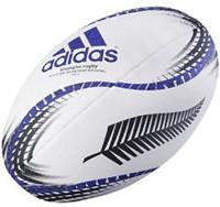 Adidas rugbybal All Blacks Nieuw Zeeland Blauw - maat 5-2