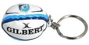 Gilbert rugbybal sleutelhanger CARDIFF