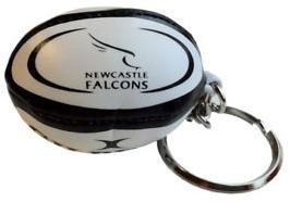 Gilbert Ball Keyring Newcastle (25)