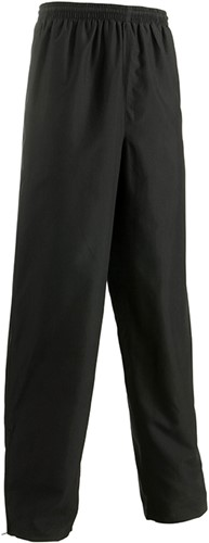RugBee TRACKSUIT PANT BLACK YOUTH Small