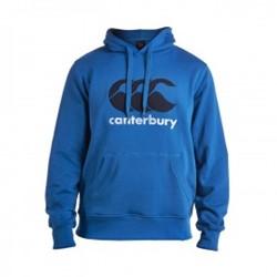 CANTERBURY CANTERBURY CLASSICHOODY - M - OCEAN BLUE/NAVY/WHITE