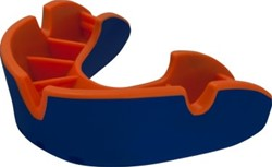 Opro mouthguard Silver JR up to 9 years