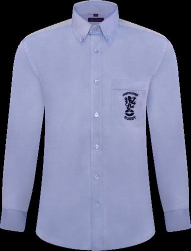 ARC overhemd met logo let op boordmaat is leidend voor de maat