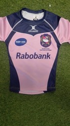 Gilbert rugbyshirt The Pink Panthers