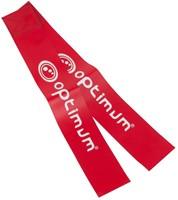 Optimum Tackle Belt & Flags - Rood set van 7 stuks-2