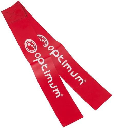 Optimum Tackle Belt & Flags - Rood-2