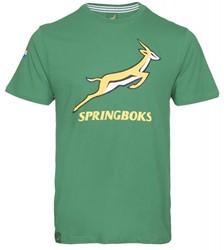 rugby shop Zuid Afrika T-shirt logo