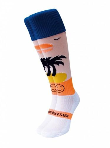 WackySox tequila sunrise sokken  Multi - 41-46