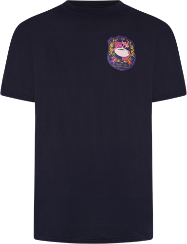 Pink Panthers T-shirt Navy -maat 2XL