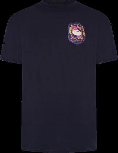 Pink Panthers T-shirt Navy -maat XL