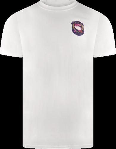 Pink Panthers T-shirt Wit-maat M