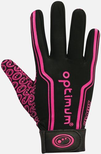 Handschoenen , warme handen , betere grip Roze maat XS