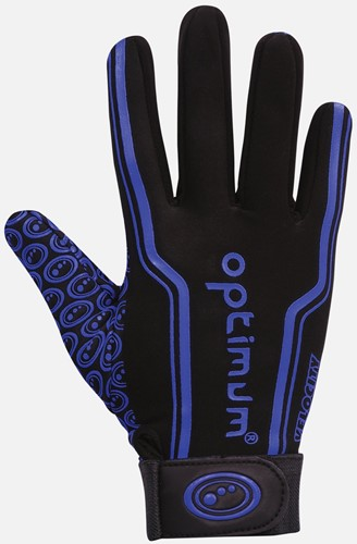 Handschoenen , warme handen , betere grip Blauw maat S