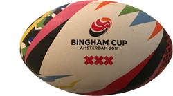 Bingham Cup 2018 VX3 Rugby ball - Size 5