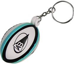 Gilbert rugbybal sleutelhanger Bayonne